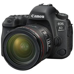 EOS6DMK2-2470ISLK キヤノン デジタル一眼レフカメラ「EOS 6D Mark II」24-70 F4L IS USM レンズキット