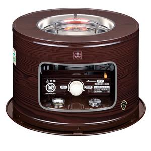 KT-1617-M コロナ 石油こんろ(煮炊き用) 【暖房器具】CORONA 木目