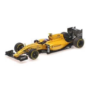 1/43 ルノー スポーツ F1チーム RS16 ジョリオン・パーマー 2016【417160030】 ミニチャンプス
