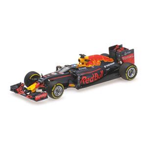 1/43 レッド ブル レーシング タグホイヤー RB12 ダニエル・リカルド ロシアGP フリープラクティス