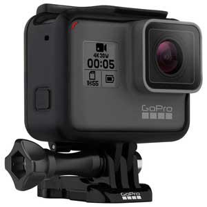 【エントリーでP5倍 8/9 1:59迄】CHDHX-502 GoPro GoPro HERO5 Black