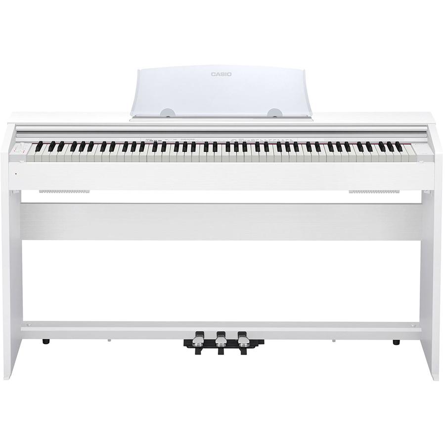 PX-770WE カシオ 電子ピアノ(ホワイトウッド調) CASIO Privia(プリヴィア)