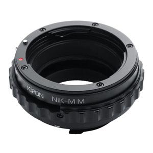 NIK-M /M KIPON KIPON マウントアダプター NIK-M /M (ボディ側:ライカM/レンズ側:ニコンF)