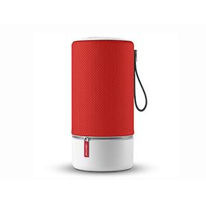 LH0032010JP2003 リブラトーン Bluetooth対応ワイヤレススピーカー(赤) LIBRATONE ZIPP Victory Red