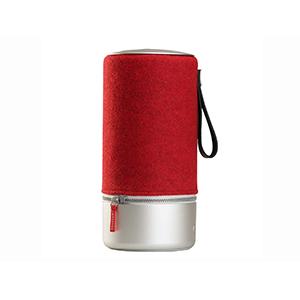 LH0032020JP1004 リブラトーン Bluetooth対応ワイヤレススピーカー(赤) LIBRATONE ZIPP Copenhagen Edition Rasberry Red