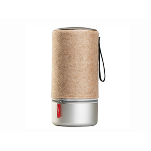 LH0032020JP1005 リブラトーン Bluetooth対応ワイヤレススピーカー(茶) LIBRATONE ZIPP Copenhagen Edition Almond Brown