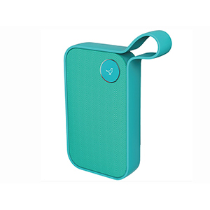 LG0030010JP3004 リブラトーン Bluetooth対応ワイヤレススピーカー(緑) LIBRATONE ONE STYLE Caribbean Green