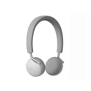 【各種クーポンあり。数上限ございます】LP0030000AS5001 リブラトーン ノイズキャンセリング機能搭載Bluetoothヘッドホン(白) LIBRATONE Q ADAPT ON-EAR Cloudy White