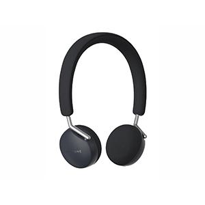 LP0030000AS5002 リブラトーン ノイズキャンセリング機能搭載Bluetoothヘッドホン(黒) LIBRATONE Q ADAPT ON-EAR Stormy Black