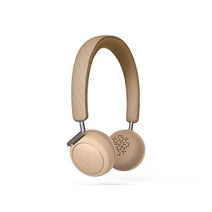 【各種クーポンあり。数上限ございます】LP0030000AS5004 リブラトーン ノイズキャンセリング機能搭載Bluetoothヘッドホン(金) LIBRATONE Q ADAPT ON-EAR Elegant Nude