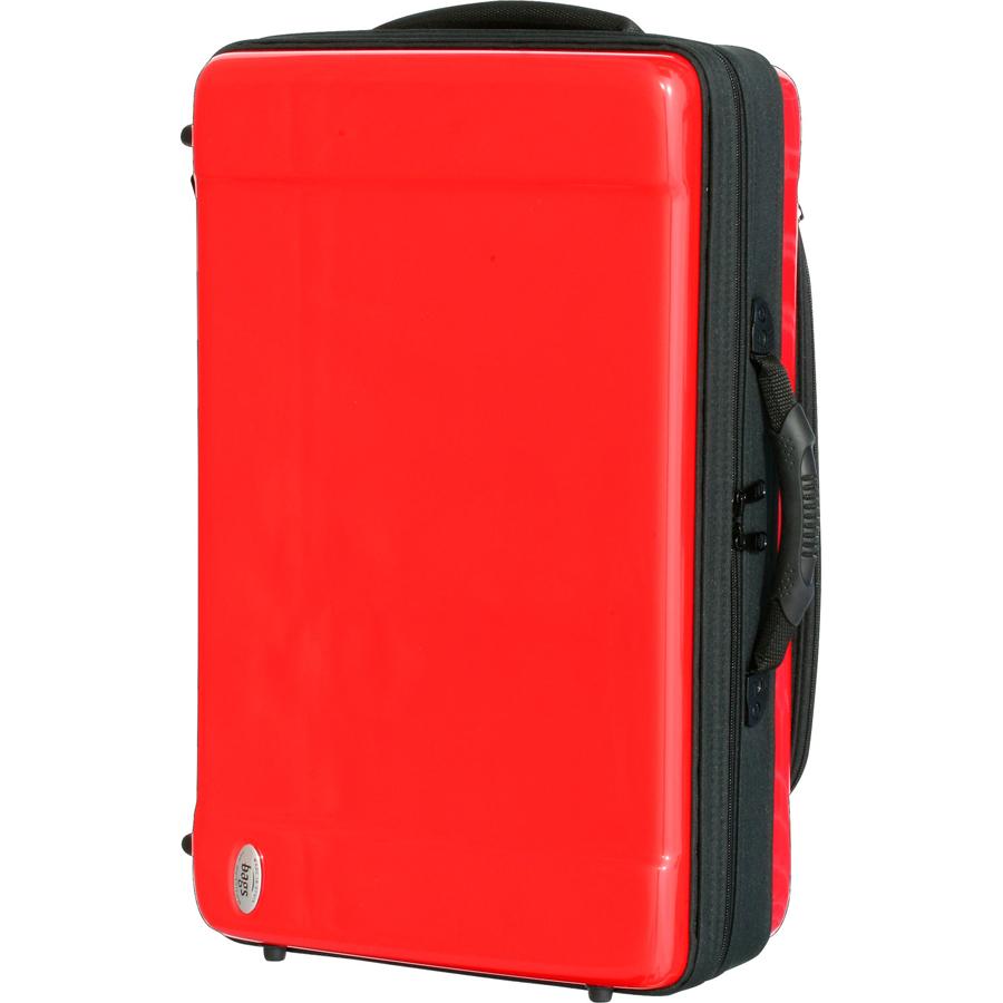 【最大1000円OFF■当店限定クーポン 8/10 23:59迄】EF4TR RED バッグス トランペットケース(レッド) bags