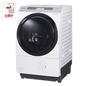 (標準設置料込)NA-VX8800L-W パナソニック 11.0kg ドラム式洗濯乾燥機【左開き】クリスタルホワイト Panasonic エコナビ 温水泡洗浄