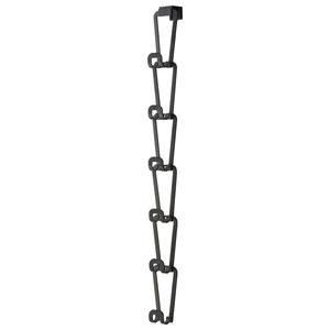 実物 6511 山崎実業 ジョイントバッグハンガー セール価格 チェーン S ブラック 06511ヤマジツ