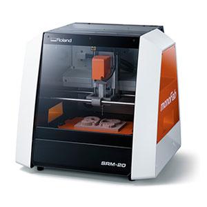 SRM-20 ローランドDG 3D切削加工機 Roland MILLING MACHINE monoFab
