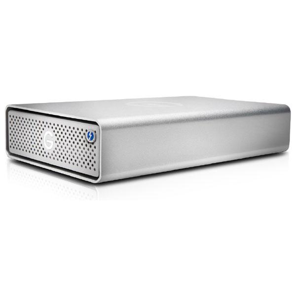 0G05366 HGST USB3.1(Gen1)/3.0対応 外付けハードディスク 4.0TB G-DRIVE Thunderbolt 3 4000GB Silver JP