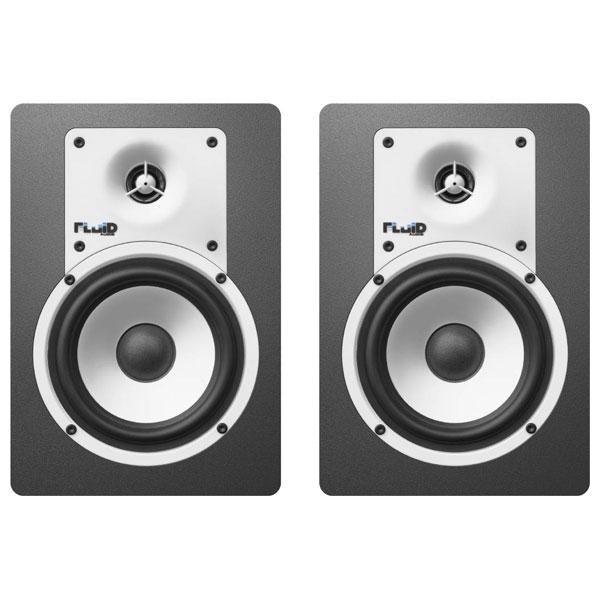 C5 フルイドオーディオ ブックシェルフ型モニタースピーカー(ブラック)【ペア】 FLUID AUDIO CLASSIC SERIES
