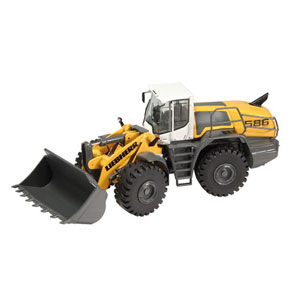 1/50 LIEBHERR L 586 wheel loader【NZG941】 NZG
