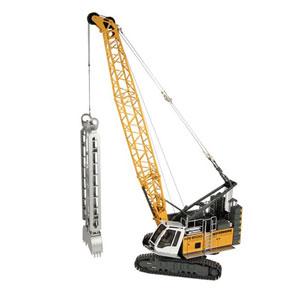 1/50 LIEBHERR HS 8100 HD hydraulic crawler crane 【NZG945】 NZG