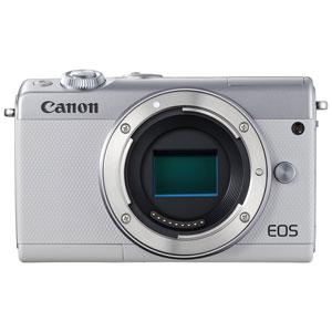 EOSM100WH-BODY キヤノン ミラーレスカメラ「EOS M100」ボディ(ホワイト)