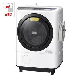 (標準設置料込)BD-NX120BL-S 日立 12.0kg ドラム式洗濯乾燥機【左開き】シルバー HITACHI