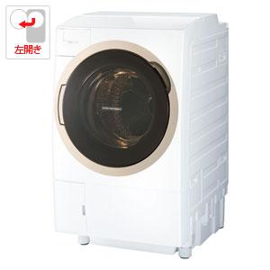 (標準設置料込)TW-117X6L-W 東芝 11.0kg ドラム式洗濯乾燥機【左開き】グランホワイト TOSHIBA ZABOON
