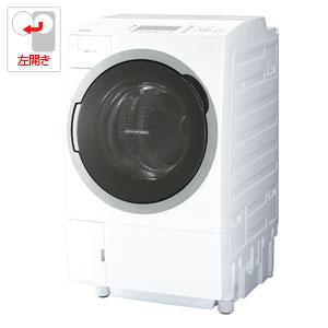 (標準設置料込)TW-117V6L-W 東芝 11.0kg ドラム式洗濯乾燥機【左開き】グランホワイト TOSHIBA ZABOON