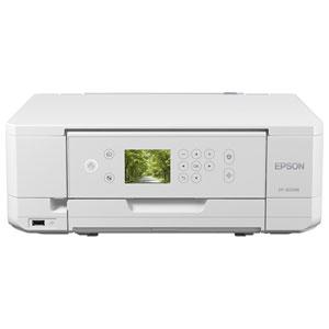 EP-810AW エプソン A4プリント対応 インクジェット複合機(ホワイト) EPSON Colorio(カラリオ)