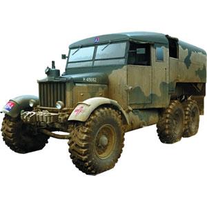 1/35 英・スキャンメルパイオニア R100重砲牽引車【PB35030】 IBG