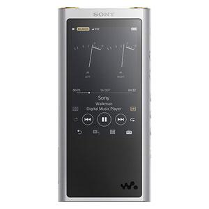 NW-ZX300 S ソニー ウォークマン ZX300シリーズ 64GB ヘッドホン非同梱モデル(シルバー) SONY Walkman
