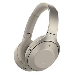 WH-1000XM2N ソニー ノイズキャンセリング機能搭載Bluetooth対応ダイナミック密閉型ヘッドホン (シャンパンゴールド) SONY 1000Xシリーズ