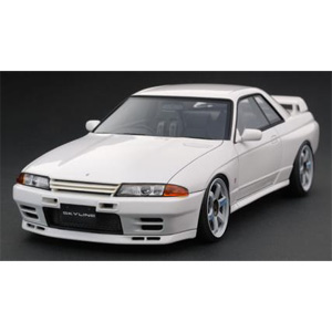 1/43 Nismo R32 GT-R S-tune Crystal White【IG0921】 ignitionモデル