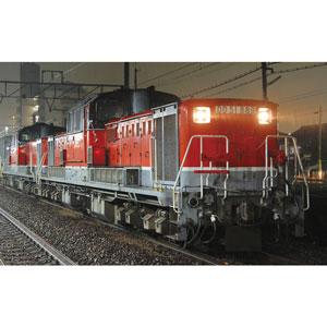 1/45 トレインミュージアムOJ No.3 ディーゼル機関車 DD51更新色 スーパーディティール【09987】 アオシマ
