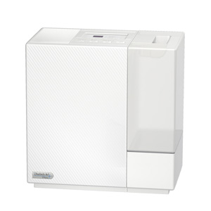 HD-RX717-W ダイニチ ハイブリッド(温風気化+気化)式加湿器(木造12畳まで/プレハブ洋室19畳まで クリスタルホワイト) DAINICHI【送料無料】