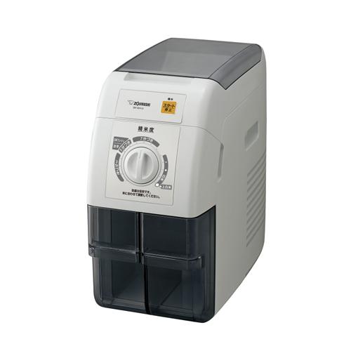 BR-WA10-WA 象印 家庭用精米機(10合用) ホワイト ZOJIRUSHI つきたて風味