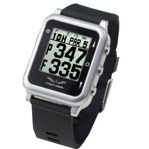 EV-717 WATCH4 BK 朝日ゴルフ GPSゴルフナビ 距離計測器 イーグルビジョン ウォッチ 4(ブラック) EAGLE VISION watch 4