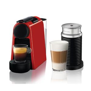 D30RE-A3B ネスプレッソ ネスプレッソコーヒーメーカー バンドルセット ルビーレッド Nespresso エッセンサミニ