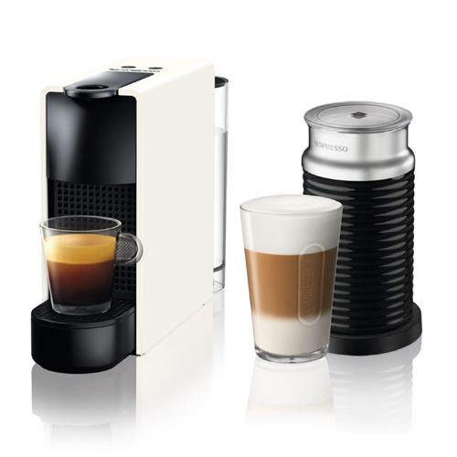 C30WH-A3B ネスプレッソ ネスプレッソコーヒーメーカー バンドルセット ピュアホワイト Nespresso エッセンサミニ