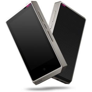 PR-128G-SL コウォン ハイレゾ・デジタルオーディオプレーヤー(ポラリス・シルバー)128GBメモリ内蔵+外部メモリ対応 COWON PLENUE R
