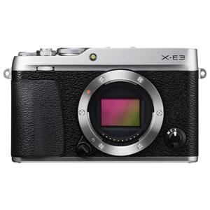 F X-E3S 富士フイルム デジタル一眼カメラ「X-E3」ボディ(シルバー)