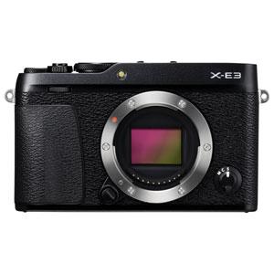 F X-E3B 富士フイルム デジタル一眼カメラ「X-E3」ボディ(ブラック)