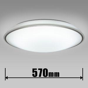 HLDCD12101 NEC LEDシーリングライト【カチット式】 LIFELED'S
