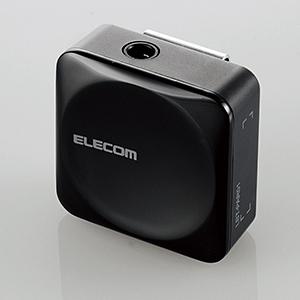 LBT-PAR01AVBK エレコム Bluetoothレシーバー(ブラック) ELECOM