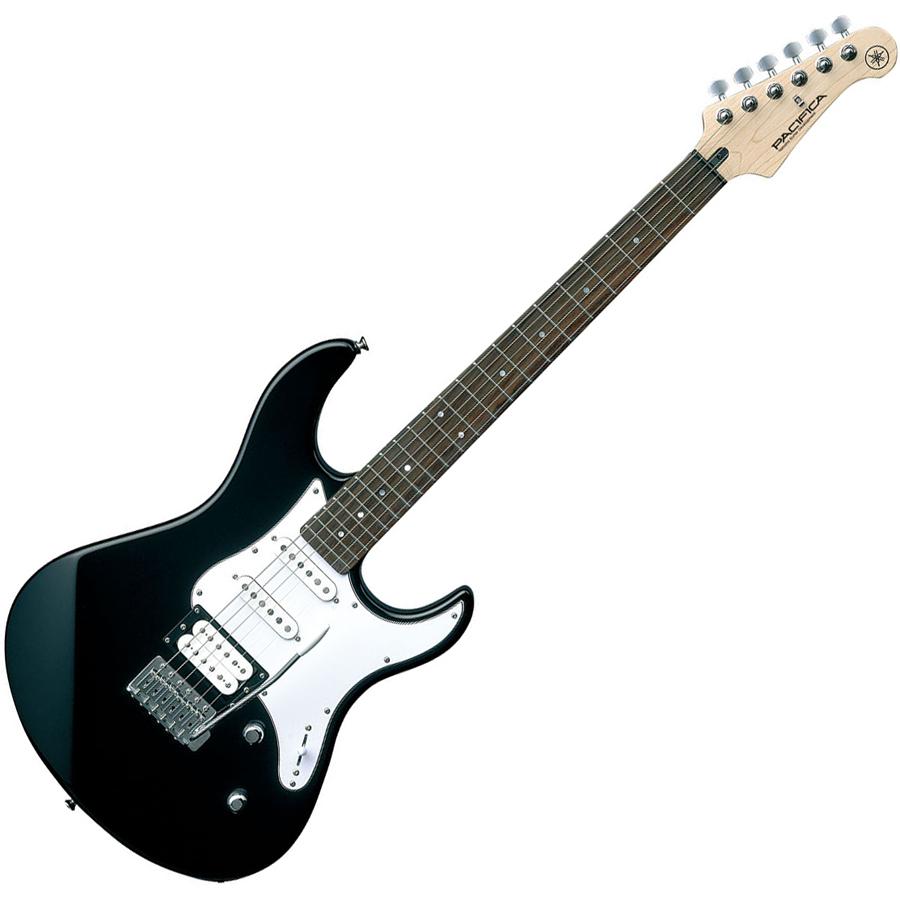 PAC112VBL ヤマハ エレキギター(ブラック) YAMAHA PACIFICAシリーズ