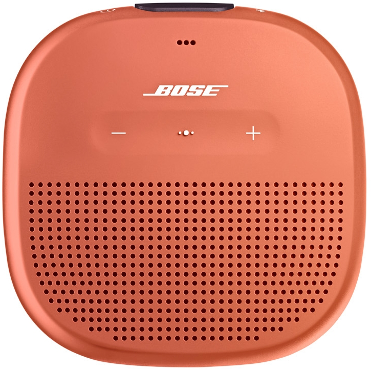 SLINK MICRO ORG ボーズ SoundLink Micro(ブライトオレンジ) BOSE SoundLink Micro Bluetooth speaker