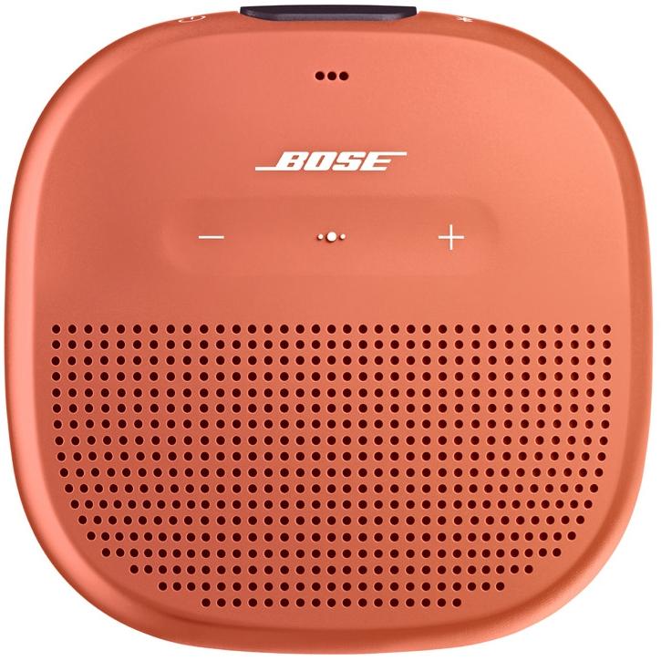 SLINK MICRO ORG ボーズ SoundLink Micro(ブライトオレンジ) BOSE SoundLink Micro Bluetooth speaker