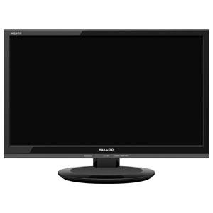 LC-19P5-B シャープ 19V型地上・BS・110度CSデジタルハイビジョンLED液晶テレビ(ブラック) (別売USB HDD録画対応) LED AQUOS