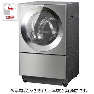 (標準設置料込)NA-VG2200R-X パナソニック 10.0kg ドラム式洗濯機【右開き】プレミアムステンレス Panasonic Cuble(キューブル)