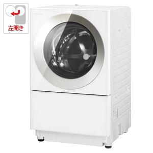 (標準設置料込)NA-VG720L-N パナソニック 7.0kg ドラム式洗濯機【左開き】シャンパン Panasonic Cuble(キューブル)