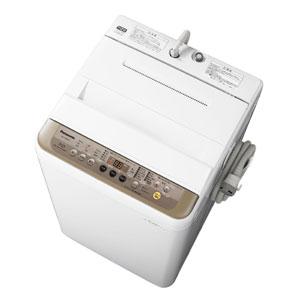 (標準設置料込)NA-F70PB11-T パナソニック 7.0kg 全自動洗濯機 ブラウン Panasonic