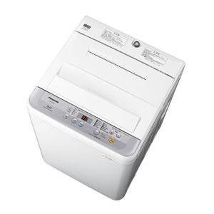 (標準設置料込)NA-F50B11-S パナソニック 5.0kg 全自動洗濯機 シルバー Panasonic